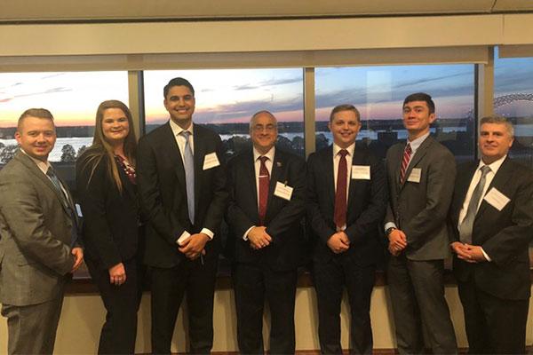 2018 ABA Student Division arbitration team