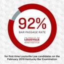 February 2019 bar passage graphic