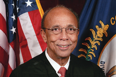 Justice William E. McAnulty, Jr.