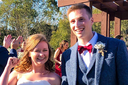 Carolyn Purcell and Liam Michener