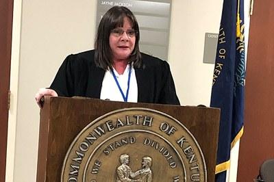 Judge Ellie Kerstetter