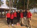 Brandeis Law students and Professor Shelley Santry in Belize March 2018