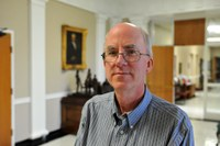 Law librarian Scott Campbell publishes article pulled from never-published Brandeis autobiography