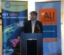 Professor Walker's Global Game Changers' partnership recognized by Louisville Mayor