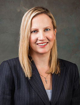 Rebeca Simpson ('99) named partner at ELPO
