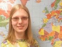Miranda Mason has received an Etscorn International Summer Research Award