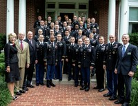 30 mid-career US Army officers complete McConnell Center's Strategic Broadening Seminar