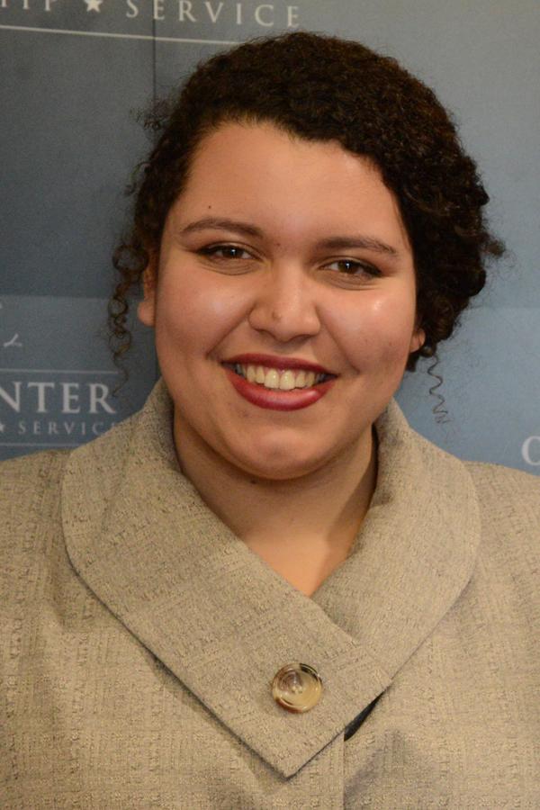 Senior Scholar Profile: Victoria Allen