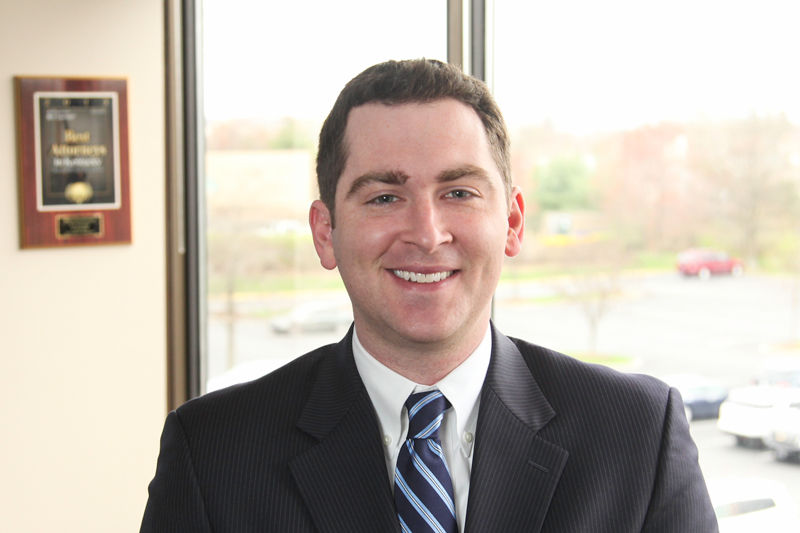 Buckley ('07) joins Goss Samford as an associate attorney