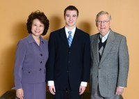 Bush earns McConnell scholarship to the University of Louisville