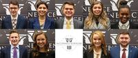 Center announces 9 new McConnell Scholars