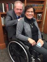 Center dedicates lecture series in memory of beloved Kentucky social studies teacher