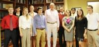 Center welcomes 10 new scholars