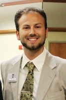 Center welcomes Ben Gies as civics graduate assistant