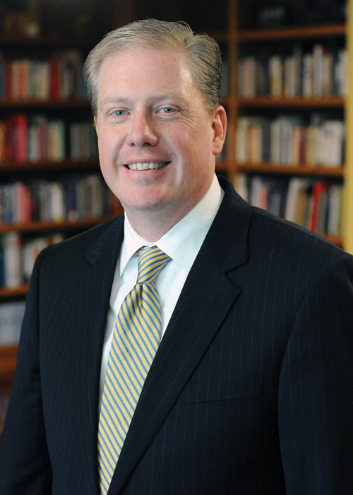 Director invited to Army War College's national security program