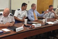 Director participates in Army War College's national security program