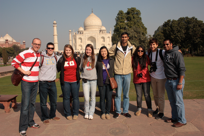 Dispatches from India: Scholar volunteers in health clinic