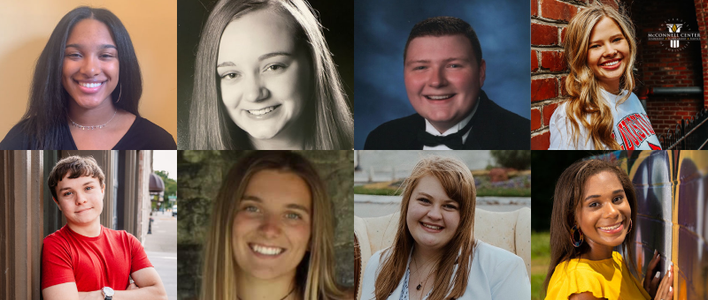 Eight join McConnell Scholars Program out of record-high applicant pool