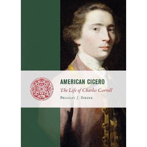 Fellow publishes Charles Carroll biography
