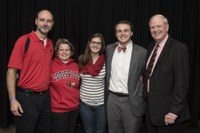 Grout ('16) named Mr. Cardinal