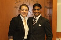 Haque named 14th-best moot court orator in nation