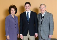 Hilbrecht earns McConnell Scholarship to the University of Louisville