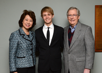 Holder earns McConnell scholarship to the University of Louisville