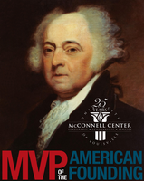 John Adams announced as winner of Constitution Day debate