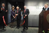 Officials dedicate archives at UofL