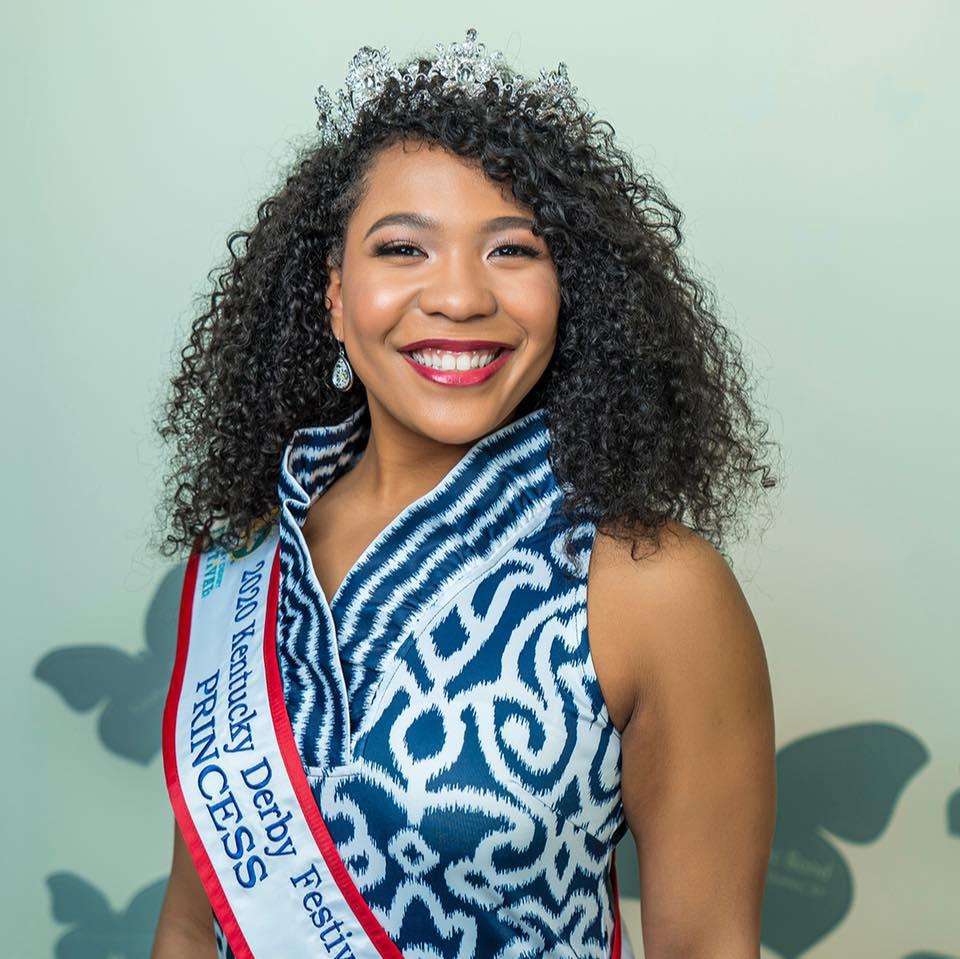 McConnell Scholar Leah Hazelwood named Kentucky Derby princess