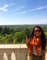 McConnell Scholar studies in Spain
