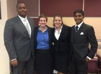 Moot court teams earn national bids after strong regional finish