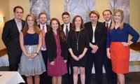 Nine graduate from McConnell Scholars Program