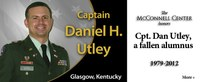 Remembering Captain Dan Utley (1979-2012)
