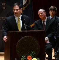 Rubio talks about maintaining American dream