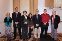 Scholars earn top political science awards
