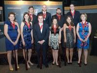 Scholars pursue diverse opportunities after graduation