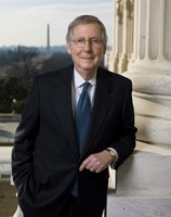 "Sen. Mitch McConnell named one of the ""Top Ten Most Intriguing Political Personalities of 2010"""