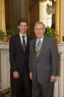 Southard spends summer interning in McConnell's DC office