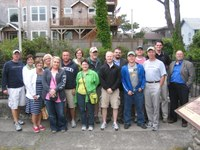 Teachers trace path of Lewis and Clark