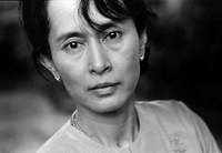 Ticket information for Daw Aung San Suu Kyi's lecture at UofL