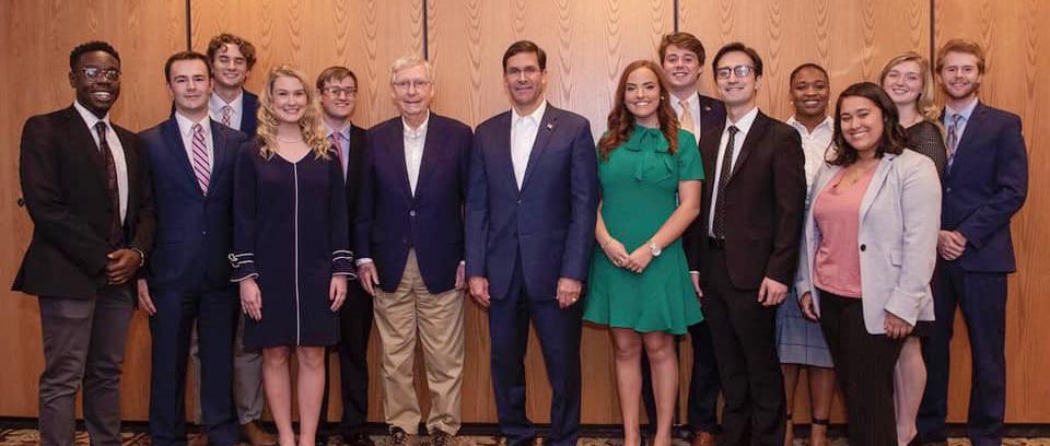 Twelve graduate from McConnell Scholars Program
