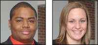 Two Scholars selected for Student Orientation Staff