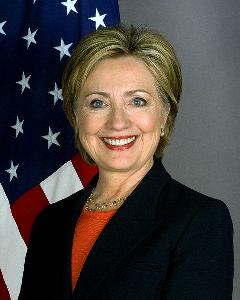 U.S. Secretary of State Hillary Clinton to visit