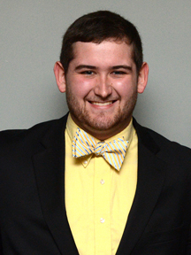 Vance ('17) earns national scholarship from fraternity