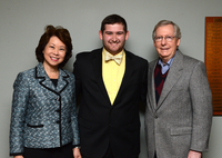 Vance earns McConnell scholarship to the University of Louisville