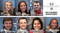 Wade ('22) elected new chair of McConnell Scholars