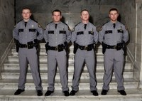 Whitlock graduates from Kentucky State Police Academy