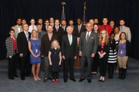 Whitlock interns in KY general assembly