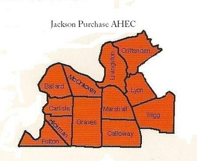Jackson Purchase AHEC Counties